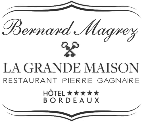 Bernard Magrez Grande Maison Pierre Gagnaire