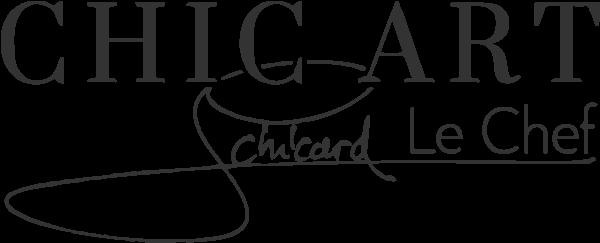 Chef Florent Chicard  Logo
